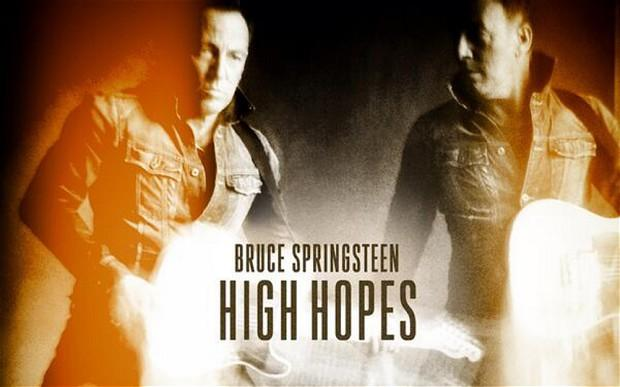 Springsteen/High Hopes/Columbia: Cannot help but put this one at the top of the list already - Every track  makes you dance, makes you think and makes you grateful!