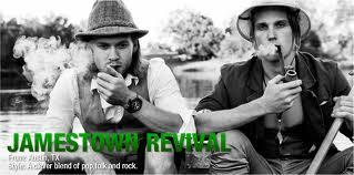 Jamestown Revival / Utah / In grooves