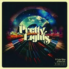 Pretty Lights / A Color Map of The Sun ReMixes / 8 Minutes 20 Seconds