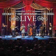 Steve Martin & the Steep Canyon Rangers Featuring Edie Brickell / Live /Rounder/Concord