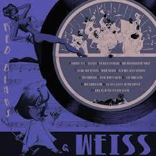 Chuck E Weiss / Red Beans & Weiss /Anti