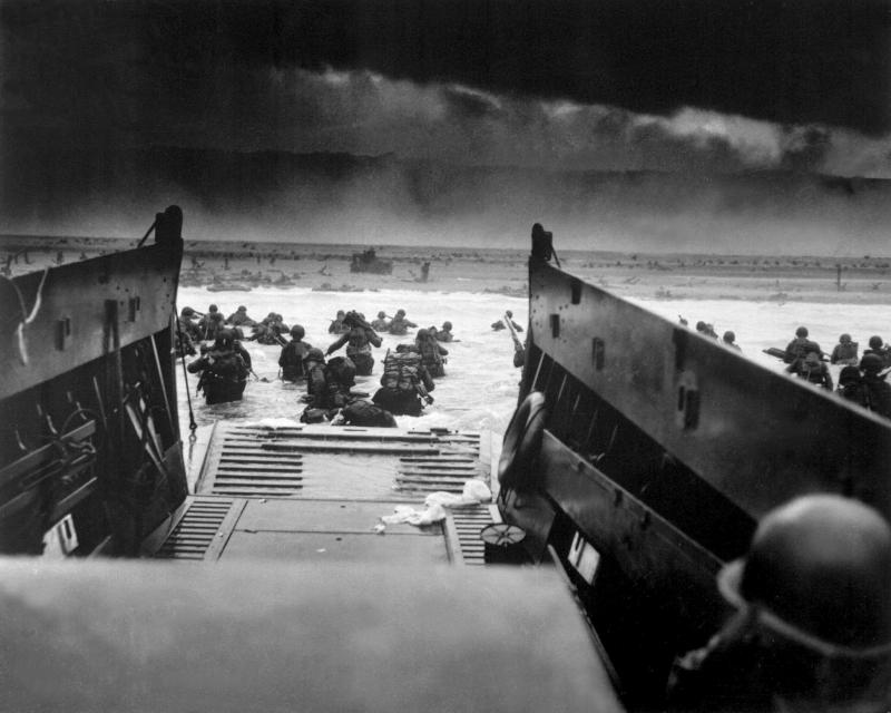D-Day, WWII, Normandy