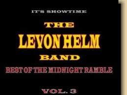 Levon Helm Band / Midnight Ramble Sessions Vol 3 / Vanguard