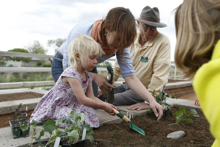 Gardening, AmeriCorps