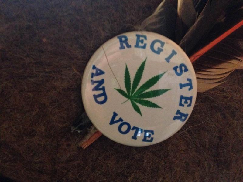 marijuana, vote
