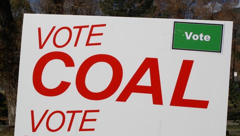 vote, coal