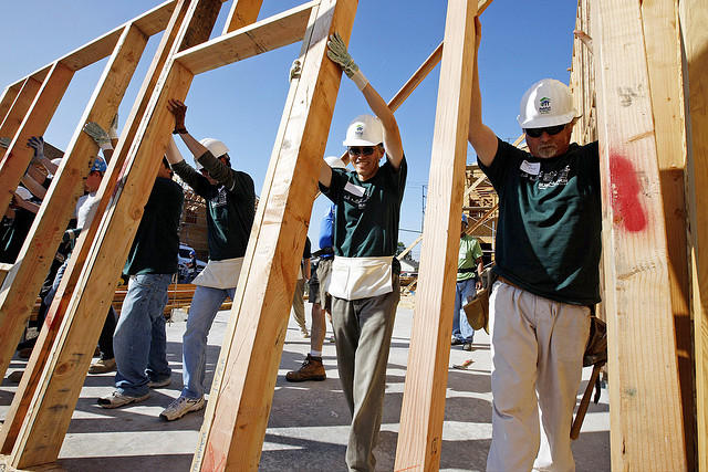 Habitat for Humanity, construction, housing