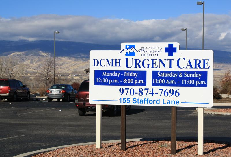 Delta County Memorial Hospital, Urgent Care