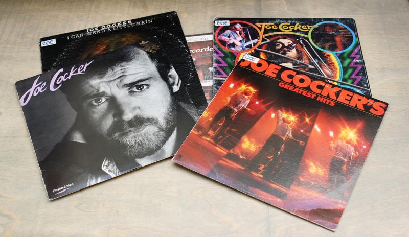 Joe Cocker, records