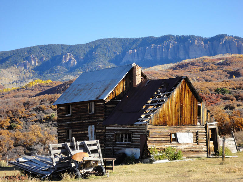 Sawtooth Mountain Ranch