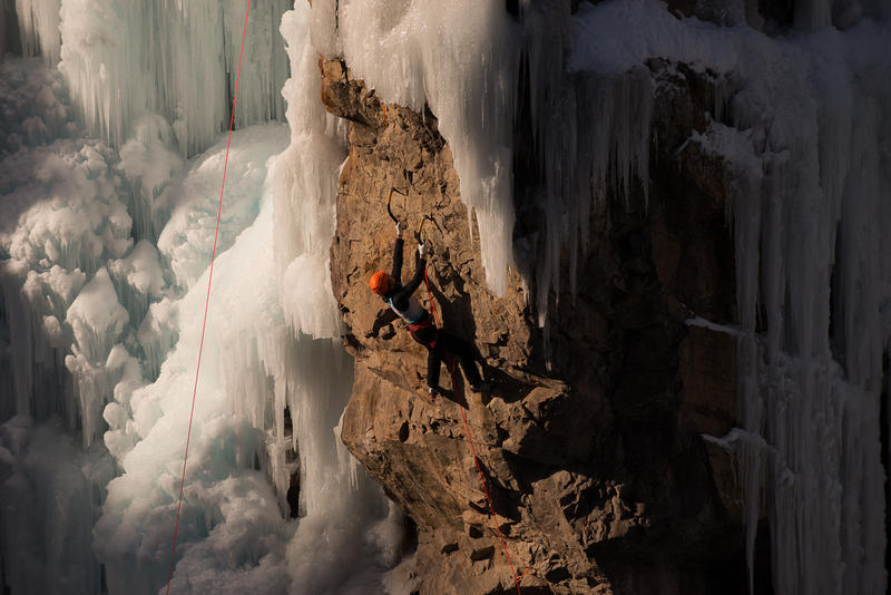 ice climbing, Ouray Ice Park, Ouray Ice Festival