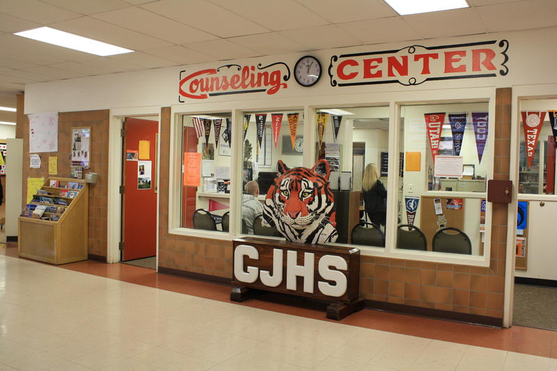 Grand Junction High School, counseling center