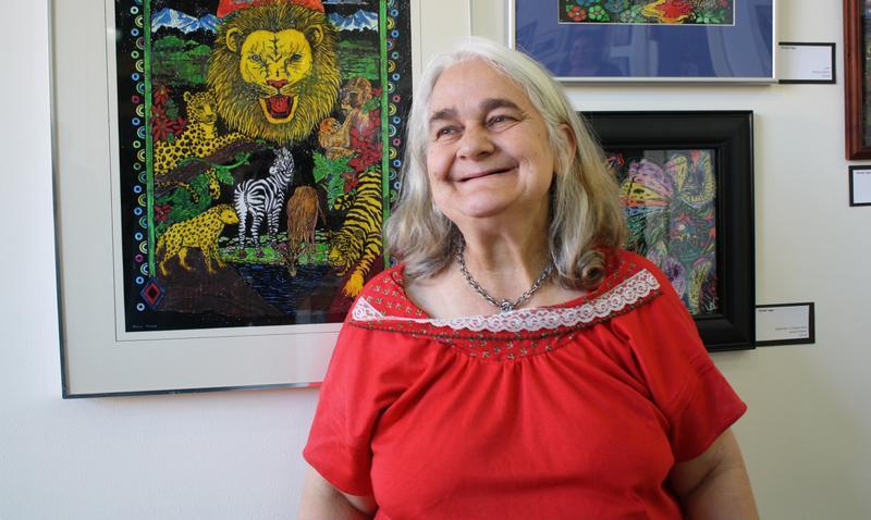 Rhoda Yago, Blue Sage Gallery