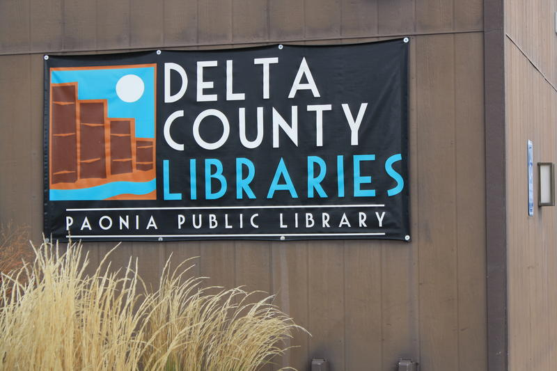 Delta County Library District, Paonia Library, Delta County Libraries