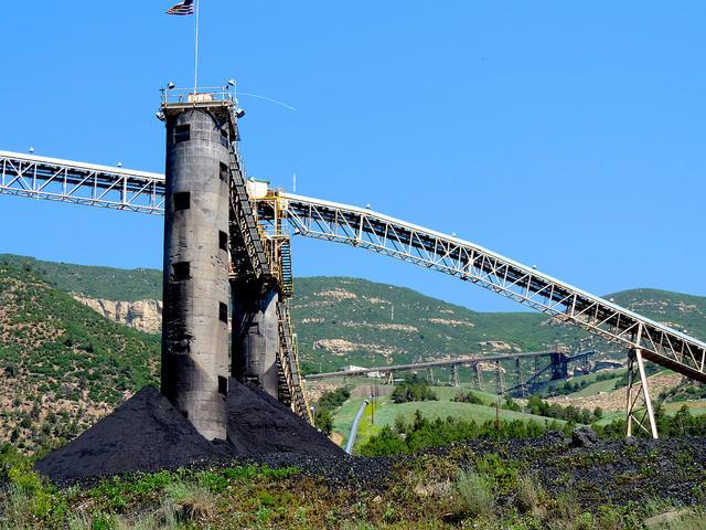 Bowie #2 Mine, Coal Mine