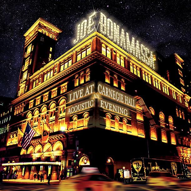 Joe Bonamassa / Live At Carnegie Hall - An Acoustic Evening - J&R Adventures