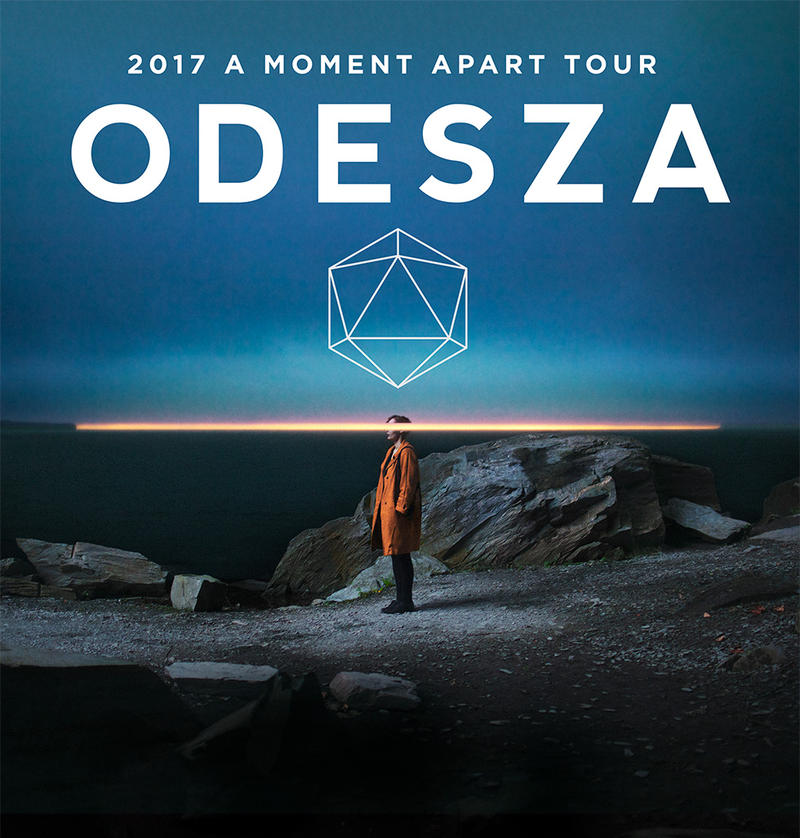 Odesza / A Moment Apart / Counter