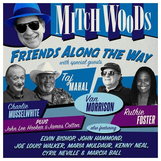 Mitch Woods / Friends Along The Way / eOne