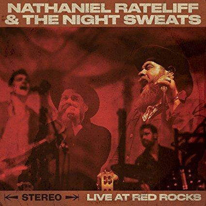 Nathaniel Rateliffe & The Night Sweats / Live At Red Rocks / Stax