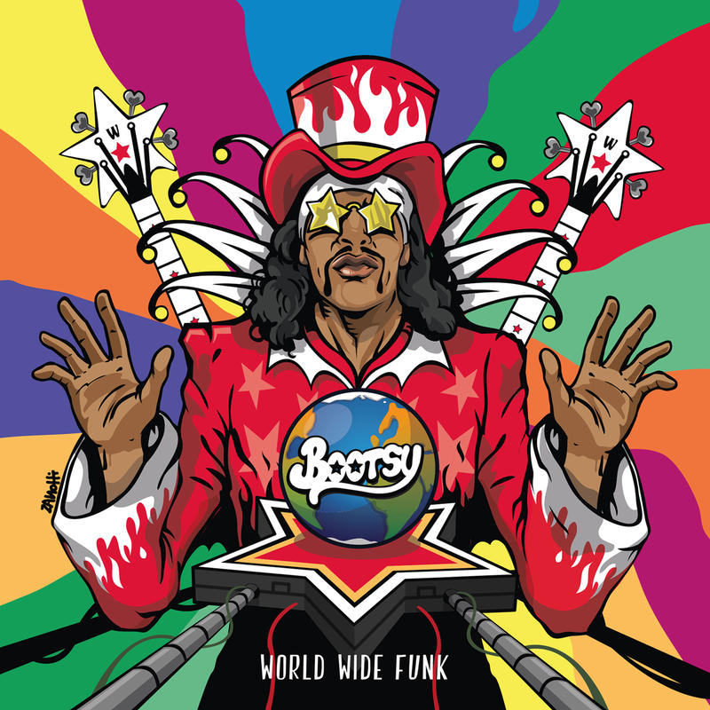 Bootsy Collins / World Wide Funk / Mascot