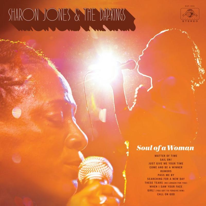 Sharon Jones & The Dap-Kings / Soul Of A Woman / DapTone