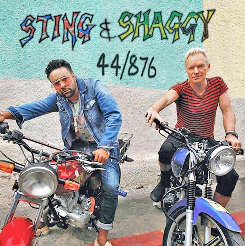 Sting & Shaggy - 44/876 - Island