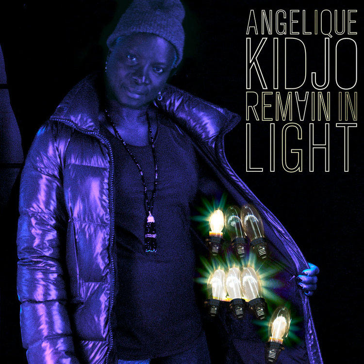 Angelique Kidjo / Remain In Light / KravenWorks