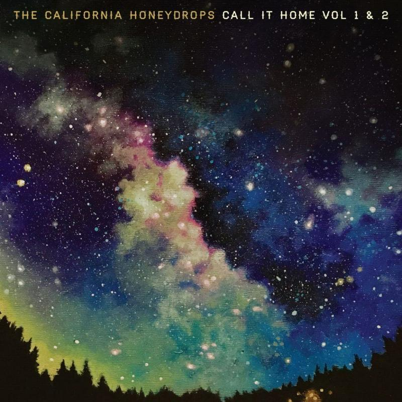 The California Honeydrops / Call It Home Vol 1&2 / TubTone