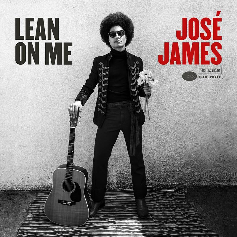 Jose James / Lean On Me / Blue Note
