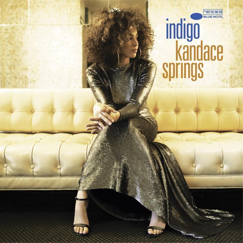 Kandace Springs / Indigo / Blue Note