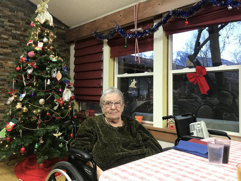 Anna Marie, Paonia Care, Christmas 2018