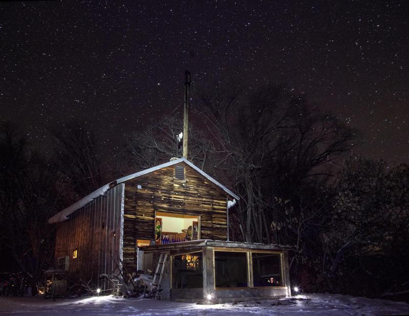 The Original Studio on Garvin Mesa in Paonia.
