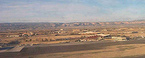 The Grand Junction Regional Airport, formerly known as Walker Field