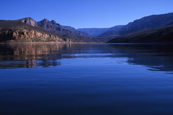 Blue Mesa Reservoir, NPS