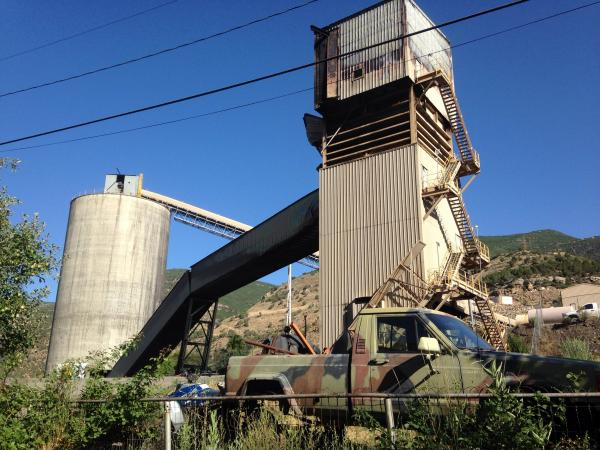 A fire at Oxbow's Elk Creek Mine damaged multiple structures.