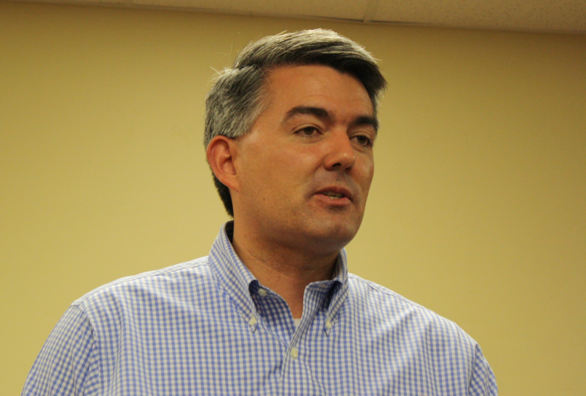 Cory Gardner Senator Colorado District