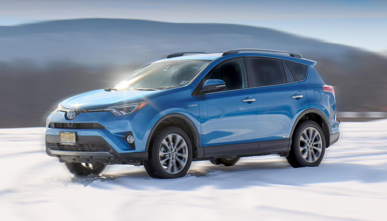Win a brand new Toyota RAV4 Hybrid LE! | KVNF Public Radio