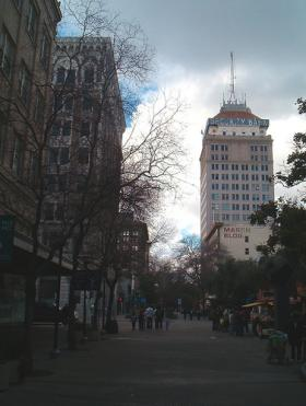 The future of the Fulton Mall in the heart of downtown Fresno was the topic of discussion on today's Valley Edition.