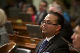 Dem. Asm. Luis Alejo (D-Watsonville/Salinas)
