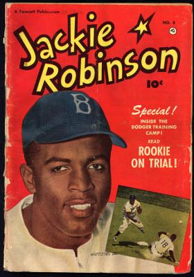 Baseball great Jackie Robinson was recruited by Fresno State in 1939.