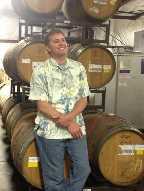 Winemaker Todd Schaefer has been battling valley fever for about ten years.