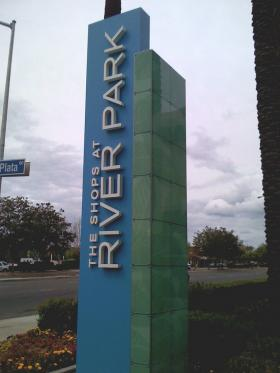 There was no River Park shopping center in 1991.