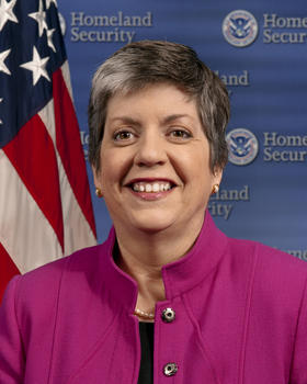 Janet Napolitano (file photo)