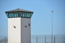Corcoran State Prison (file photo)