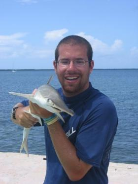 David Shiffman is a marine biologist studying shark conservation and a blogger.