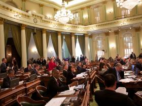 The California State Assembly (file photo)