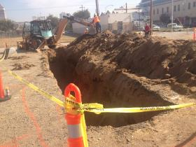 A number of archaeological digs will take place over the upcoming months in Fresno's historic Chinatown.