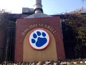 Dog House Grill, near Fresno State on Shaw Avenue, isn't just popular among college students.