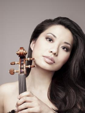 Violinist Sarah Chang performs in Fresno this weekend