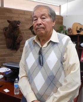 Robert Silva is the Mayor of Mendota, Calif.
